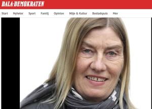 Lena Kallenberg i Daladem